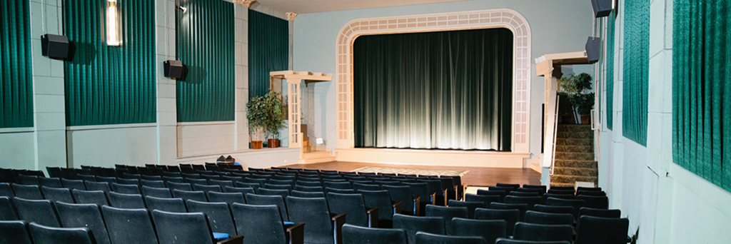 Blue Mouse Theatre Interior